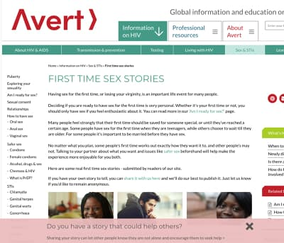 Here Are The Famous First Time Sex Stories | Xpress.com