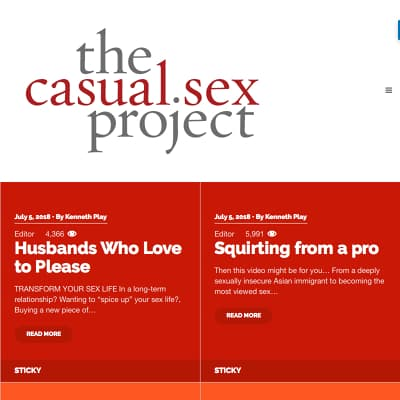 casualsexproject.com