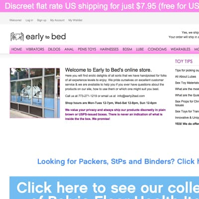 early2bedshop.com
