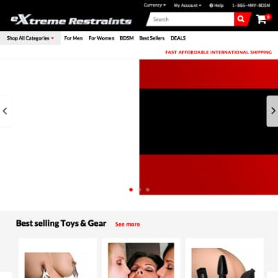 extremerestraints.com