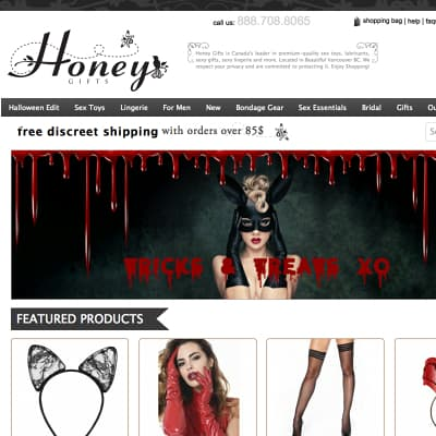 honeygifts.com