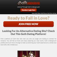 The Most Unique Goth Cam Sites Directory | Xpress.com